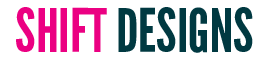 SHIFT designs Logo